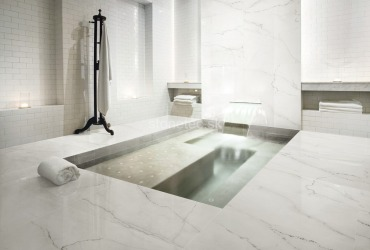 Obklad kúpeľne Bianco Carrara