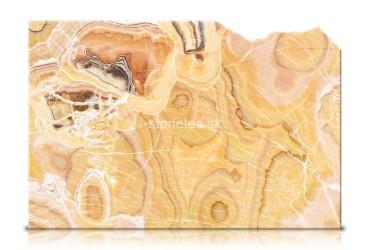 Prírodný mramorový ónyx Tigre