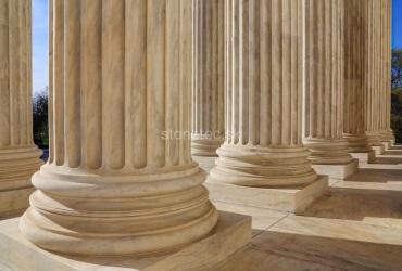 Exteriérové ornamentové stĺpy