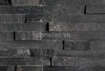 Obklad na stenu Black Slate