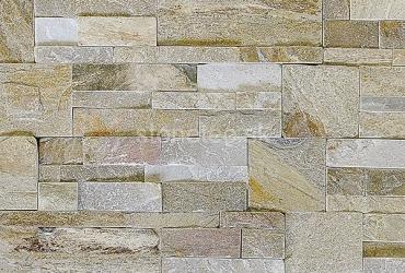Obklad na stenu Golden Quarzite