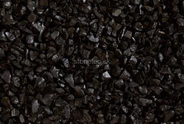 Okrasné kamene Nero Ebano