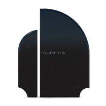 Náhrobný pomník Absolute Black