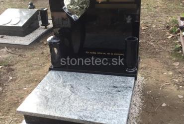 Urnový hrob Viscont White