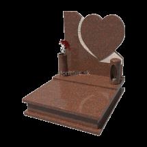 Viacgeneračný urnový hrob African Red