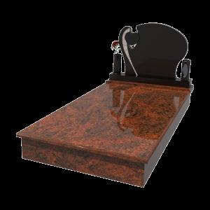 jednohrob-z-prirodnej-zuly-cervenej-kresby-s-ciernym-pomnikom-v-tvare-srdiecka