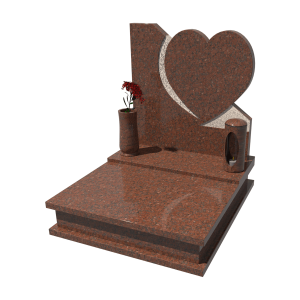 urnovy-hrob-v-tvare-srdiecka-z-cerveneho-prirodneho-kamena-arican-red