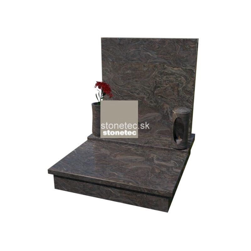 urnovy hrob s pomnikom - paradiso classico